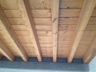 Sabbiatura legno sabbiatura milano for Soffitto della cattedrale di legno